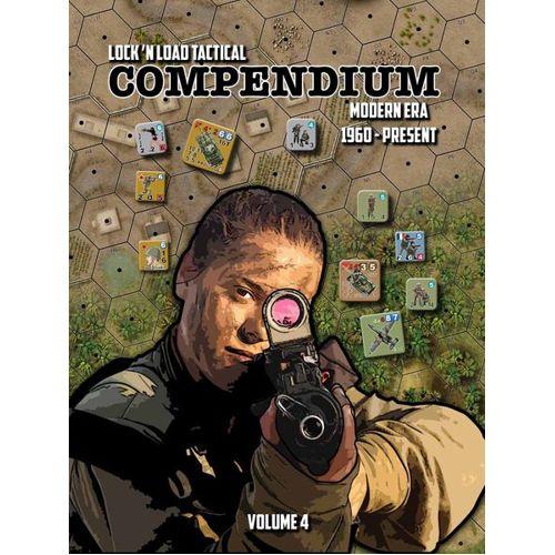 Lock'N Load Tactical Compendium Vol 4 Modern Era | Board Game | Zatu Games  UK