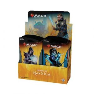 MTG: Guilds of Ravnica Theme Booster Display