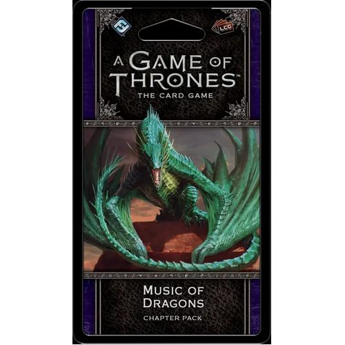 Music of Dragons Chapter Pack: Game of Thrones LCG