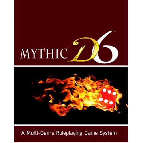 Mythic (Multi-Genre RPG