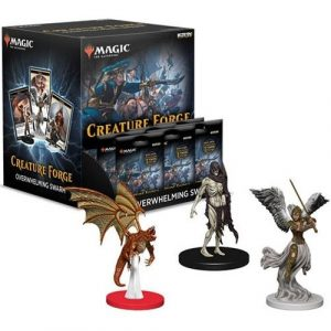 Overwhelming Swarm Gravity Feed: Magic the Gathering Creature Forge