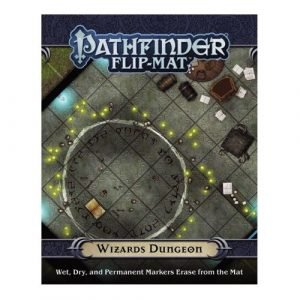 Pathfinder Flip-Mat Multi-Pack: Wizard's Dungeon
