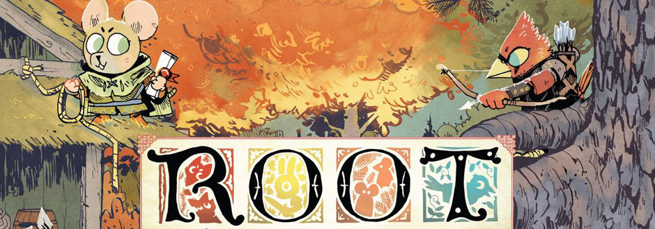 Root and the Phenomenon of the Asymmetrical Game
