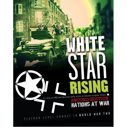 White Star Rising 2nd Ed: Nations At War