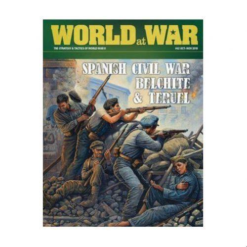 World at War Issue #62 (Spanish Civil War Battles)
