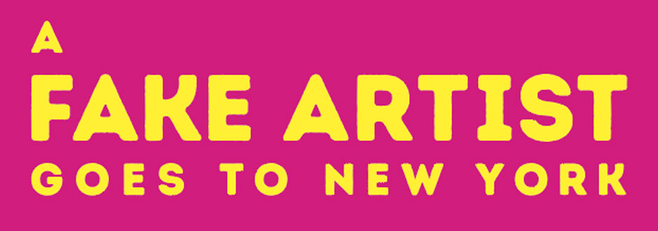 A Fake Artist Goes to New York Review