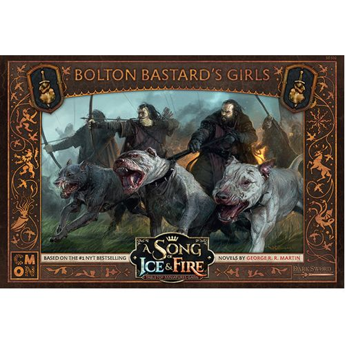 Bolton Bastard's Girls: A Song Of Ice and Fire Exp