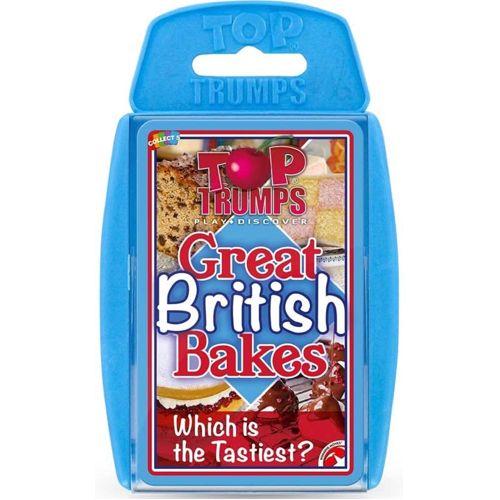 British Bakes - Top Trumps Classics