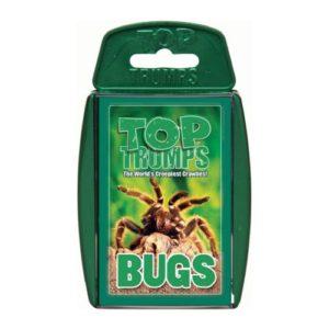Bugs - Top Trumps Classics
