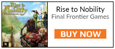 Buy Rise to Nobility Board Game