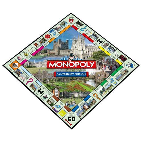 Canterbury Monopoly