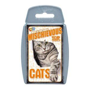 Cats - Top Trumps Classics