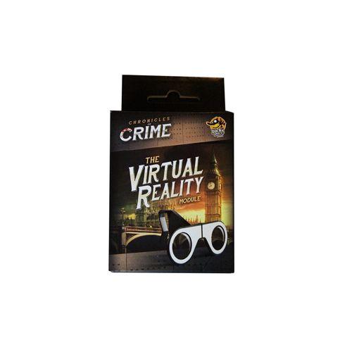 Chronicles of Crime: Virtual Reality Module
