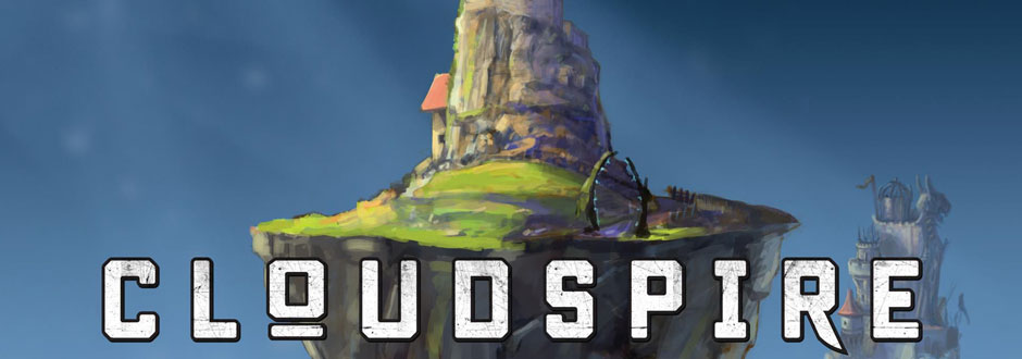 Cloudspire – New to Kickstarter