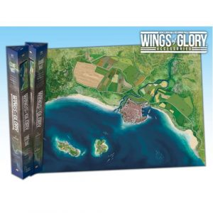 Wings of Glory: Coast: Wings of Glory Game Mat