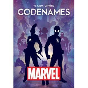Codenames Marvel