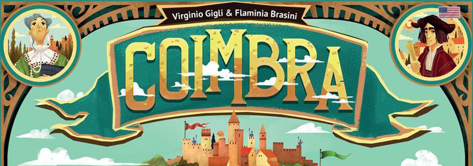 Coimbra Board Game Review