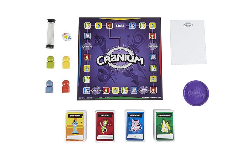 Cranium Board Game Components