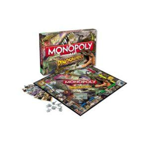 Monopoly: Dinosaurs