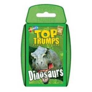Dinosaurs - Top Trumps Classics