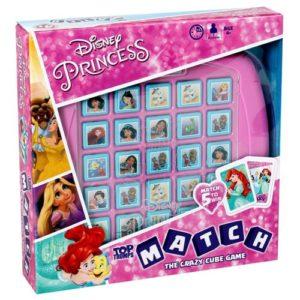 Disney Princess - Top Trumps Match