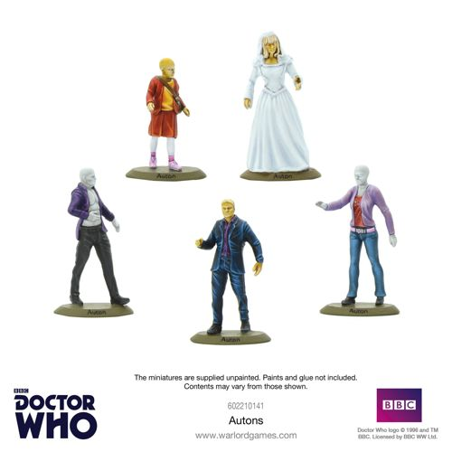 Doctor Who: Autons