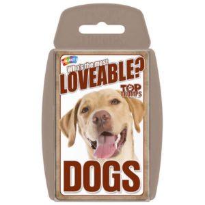 Dogs - Top Trumps Classics