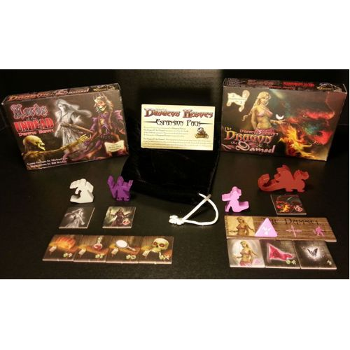 Dungeon Heroes: Expansion Pack