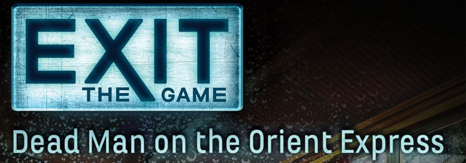 Exit The Game - Dead Man on the Orient Express Review
