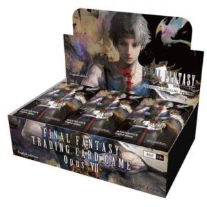 Final Fantasy TCG: Opus 7 Booster Box