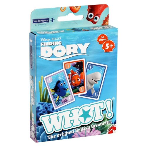 Finding Dory Whot!