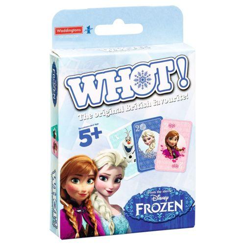 Frozen Whot!