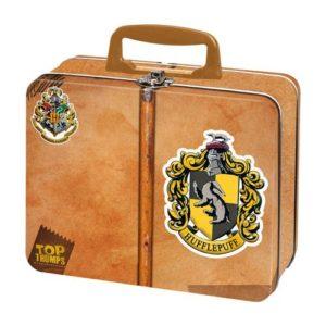 Harry Potter Hufflepuff - Top Trumps Collectors Tin