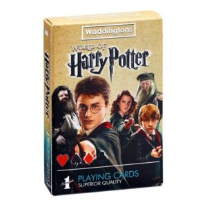 Harry Potter - Waddingtons No1 Playing Cards