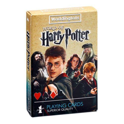 Harry Potter - Waddingtons No1 Playing Cards