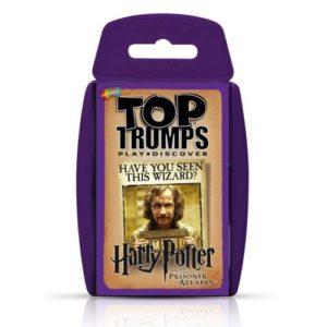 Harry Potter and The Prisoner of Azkaban - Top Trumps Specials