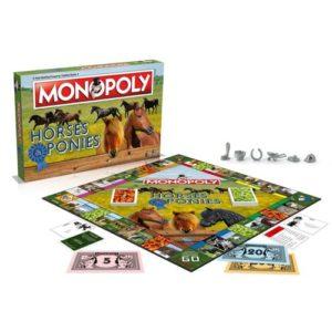Monopoly: Horses & Ponies