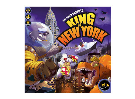 Iello Games - King of New York