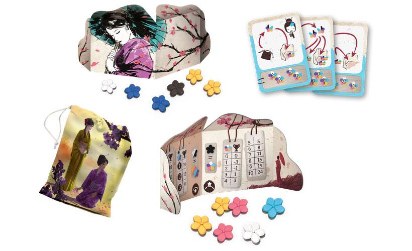 Iello Games - Legend of the Cherry Tree