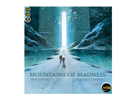 Iello Games - Mountains of Madness