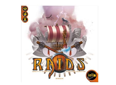 Iello Games - Raids