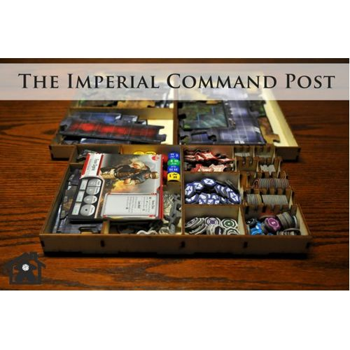 Imperial Command Post Organizer