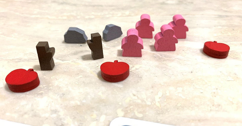Imperial Settlers Review - Game Components