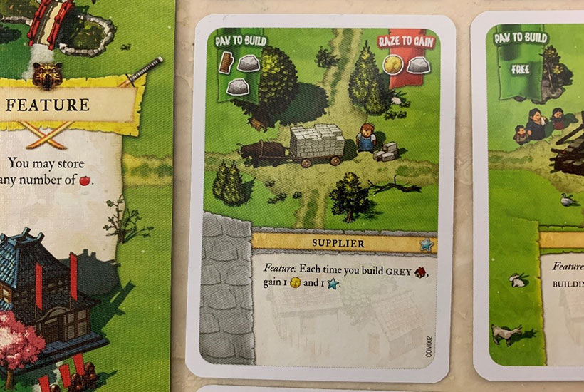 Imperial Settlers Review - Supplier Card