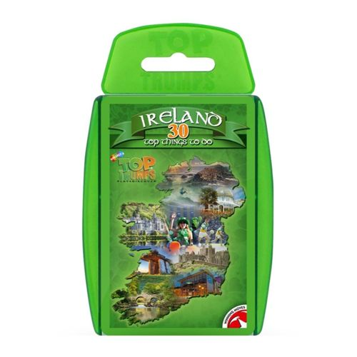 Ireland - 30 Things To Do - Top Trumps Classics
