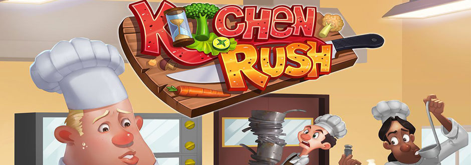 Kitchen Rush Review | Board Games | Zatu Games UK | Seek your Adventure