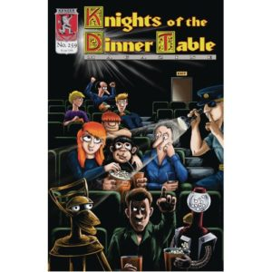 Knights of the Dinner Table Issue # 259