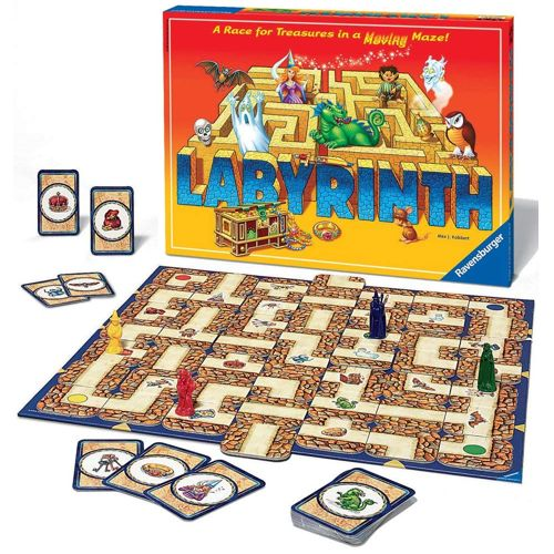 Labyrinth - The Moving Maze Game