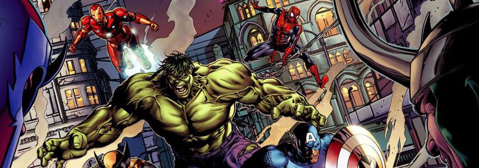 Legendary Marvel Review