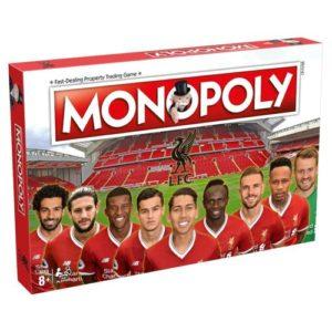 Monopoly: Liverpool F.C.17/18